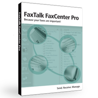 FaxTalk FaxCenter Pro Fax Software