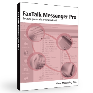 FaxTalk Messenger Pro Answering Machine and Fax Software