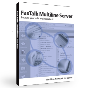 FaxTalk Multiline Server Network Fax Server Software